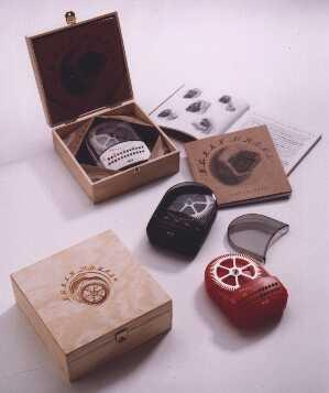 Egely Wheel -  Vitalitätsmeßgerät